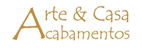Arte & Casa Acabamentos Logotipo